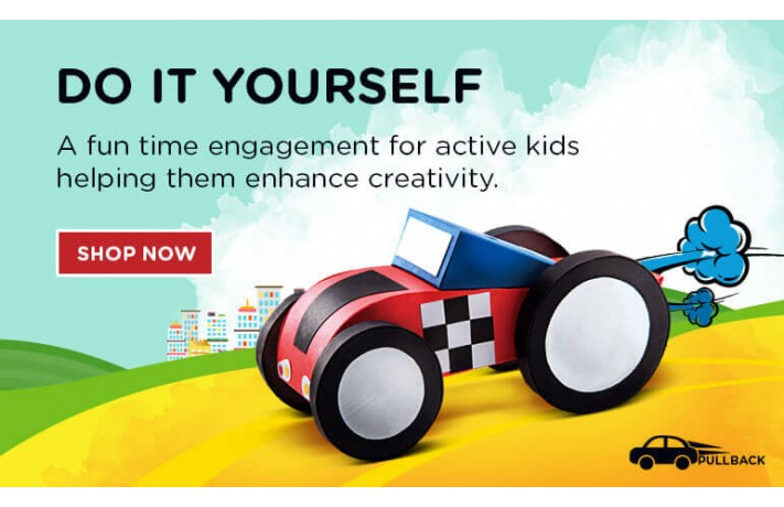 Do IT Yourself Paper Crafts Toys Kits for Kids
