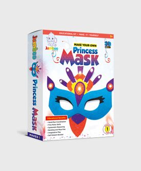 Make Your Own Party Princess Mask
